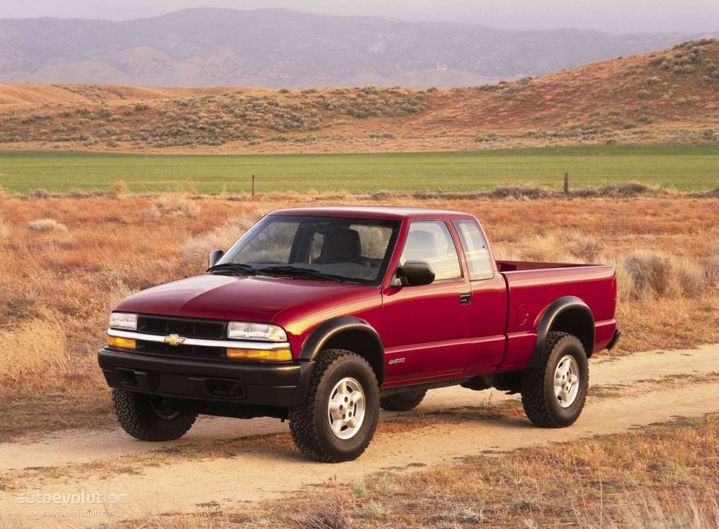1996 chevy s10 service manual