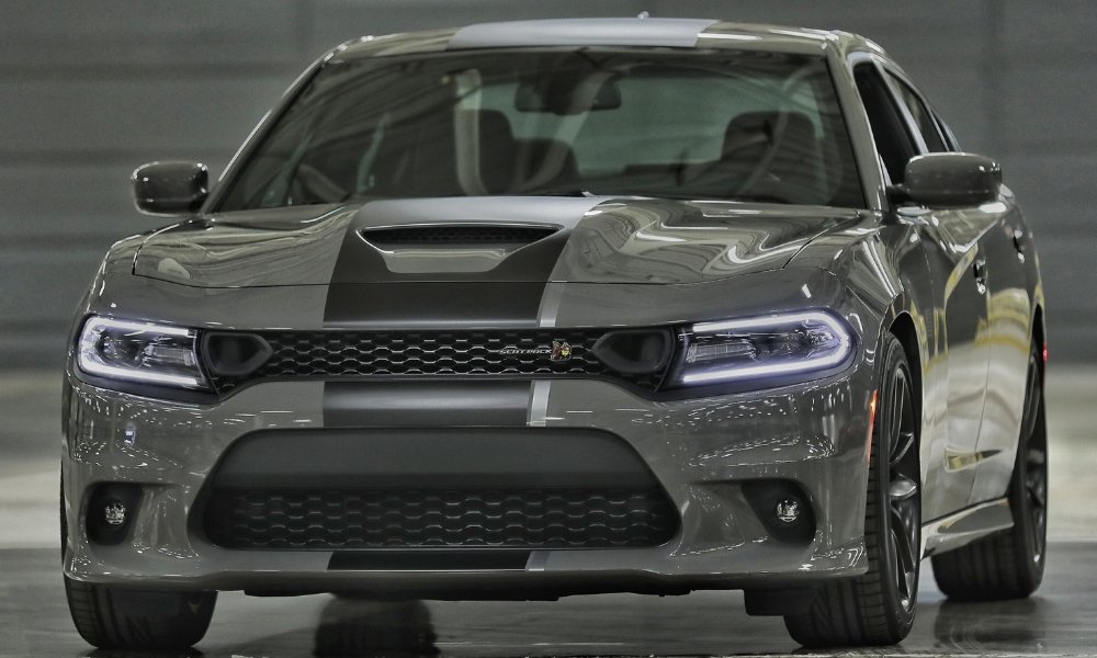 2019 charger scat pack owners manual
