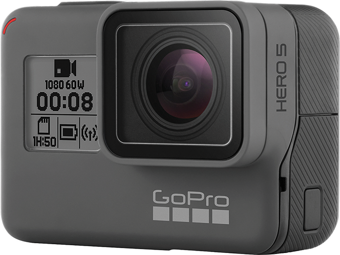 gopro user manual hero 5 black