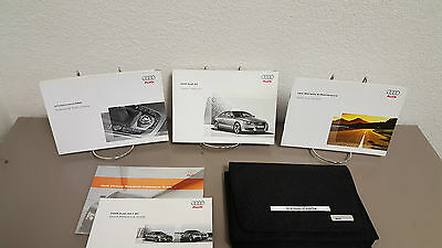 2009 audi a5 owners manual