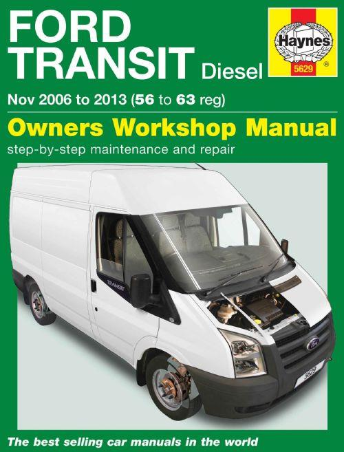 2011 ford transit connect owners manual