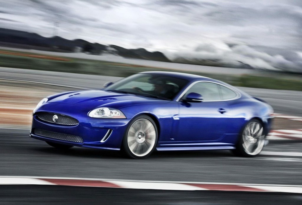 2011 jaguar xkr owners manual