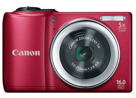 canon powershot a1300 user manual