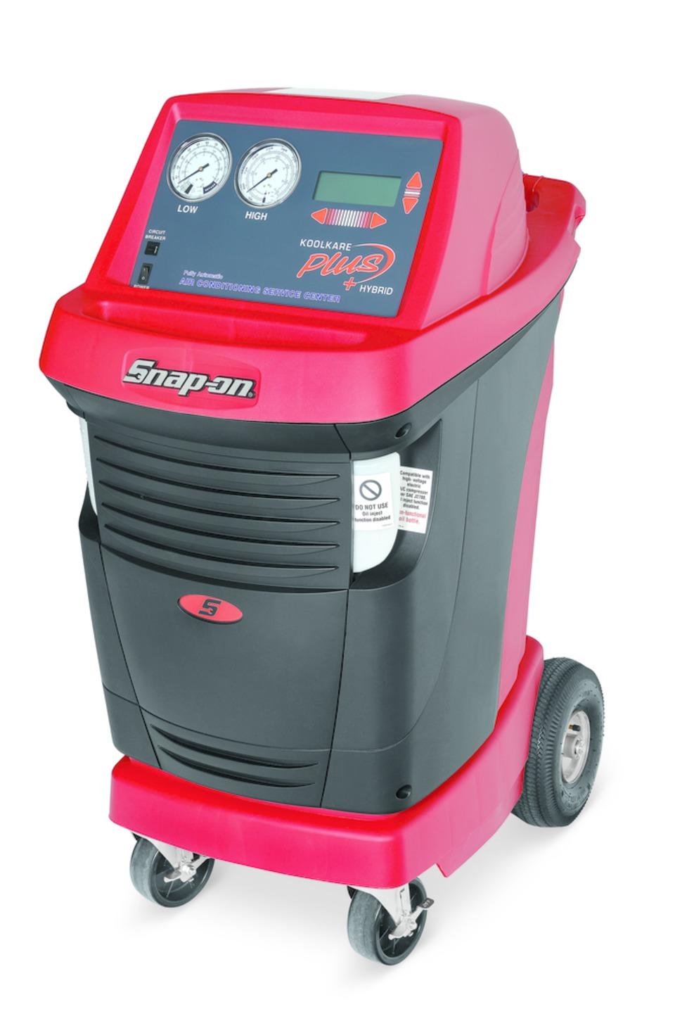snap on eco plus user manual