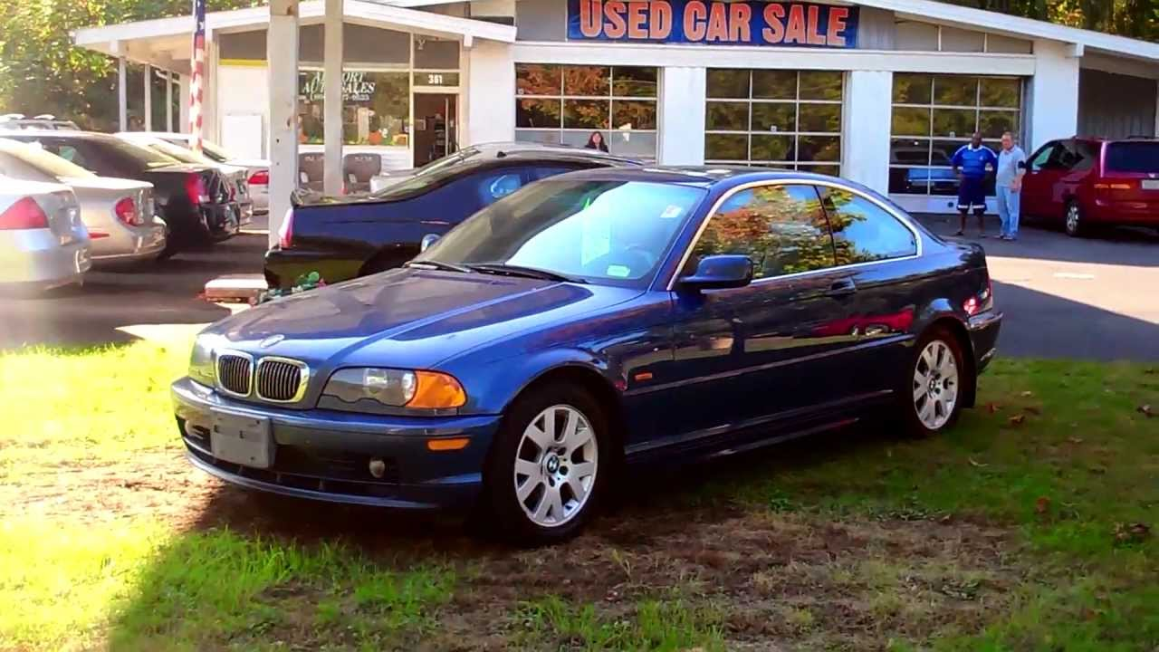 2000 bmw 323ci owners manual