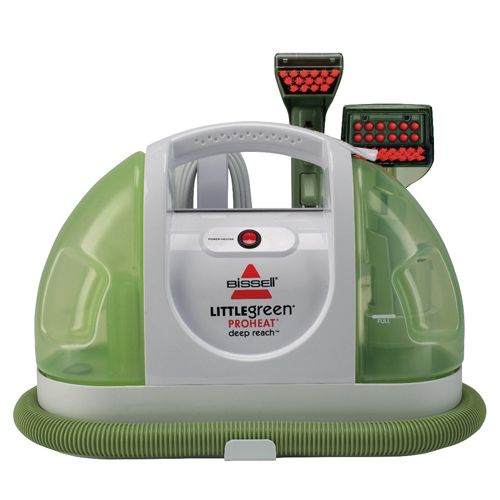 bissell little green machine user manual