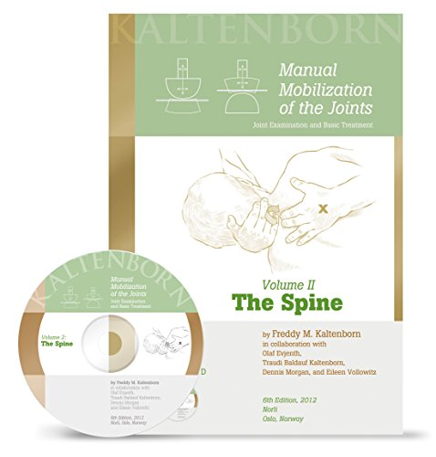 manual mobilization of the joints vol 2 the spine pdf
