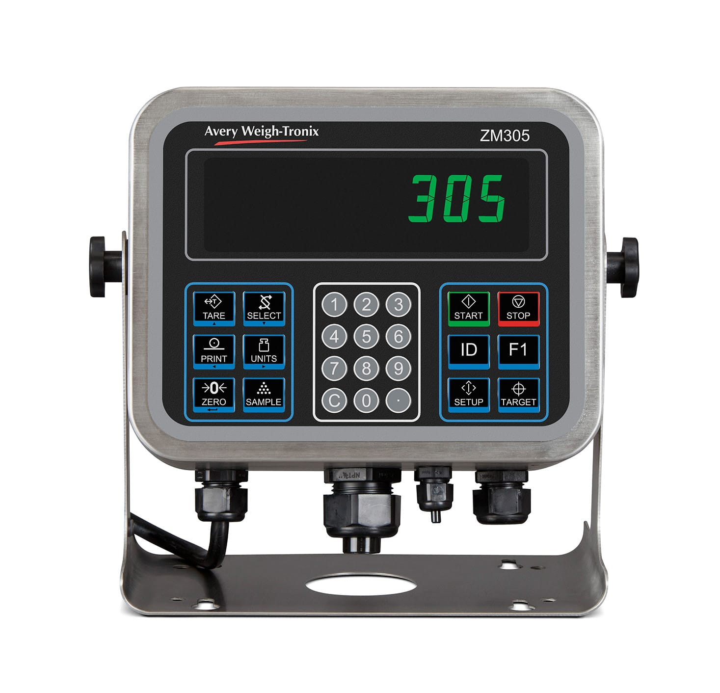 avery weigh tronix zm201 service manual
