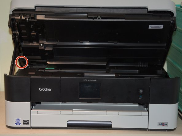 brother mfc j4420dw service manual