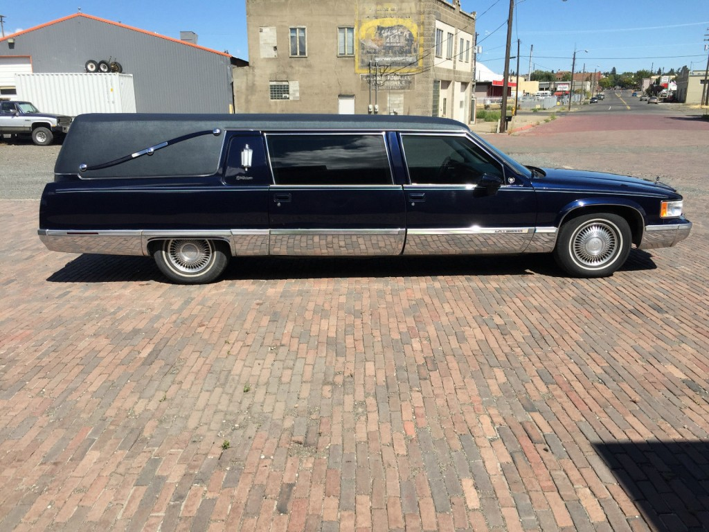 1994 cadillac fleetwood brougham owners manual