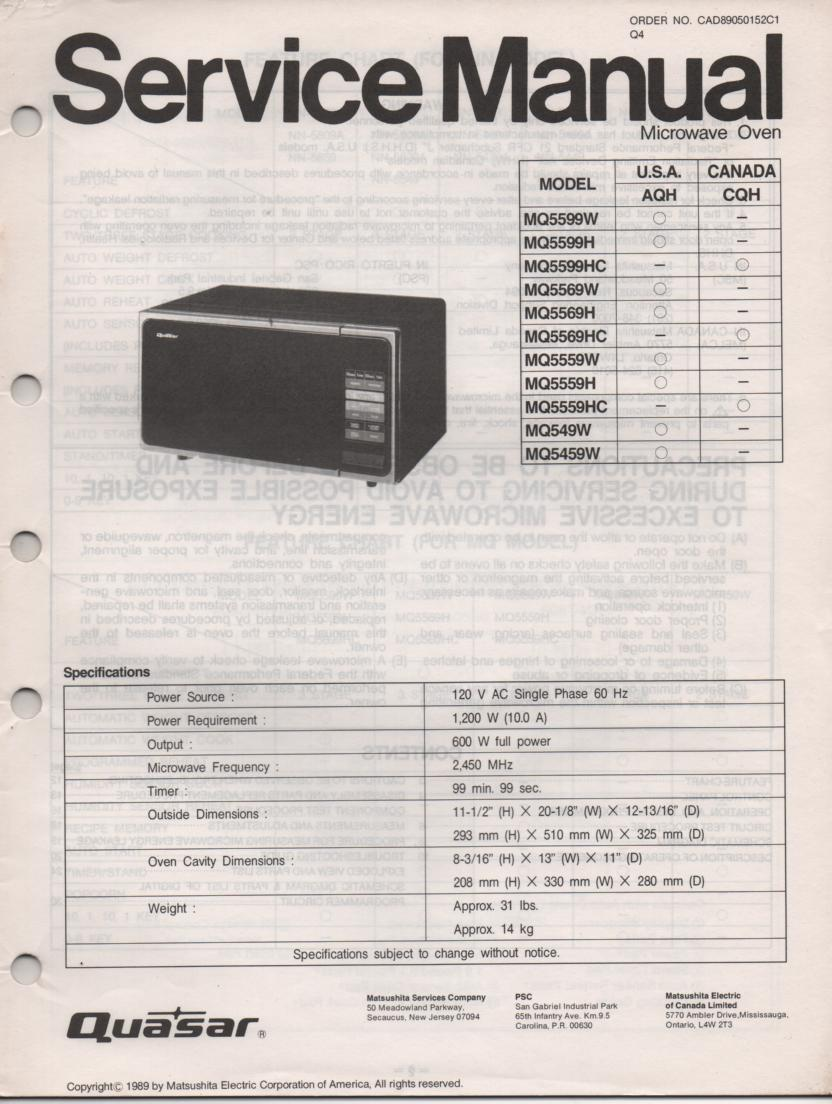 inalsa microwave oven user manual