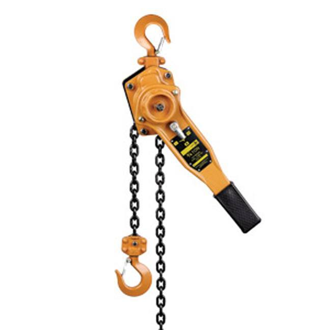 jet 1 1 2 ton manual lever chain hoist